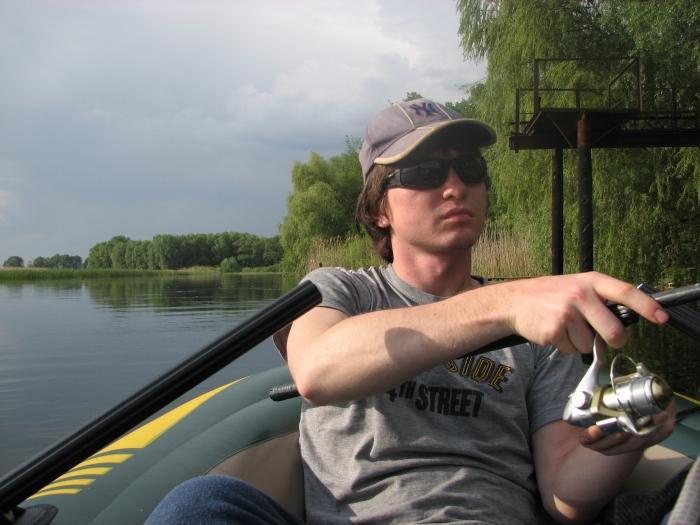 рыбалка на реке сула в горошино